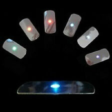 *****10 Pack OF Disc Golf LED LIGHTS **Night GOLF** MIXED COLOR LED