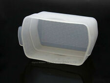 Flash Bounce Diffuser Cap Box for YONGNUO YN-467 YN-465 YN-462 YN-460 YN-460-II