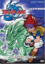 Beyblade - Vol. 8: Majestic Match (DVD, 2004)