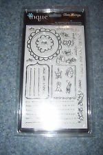 Inque Boutique Clear Stamps, Custome Tags, New