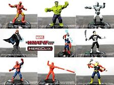 CUR What If 36 HeroClix C/U/R 15th Anniversary SET Iron Man Punisher Spider Hulk
