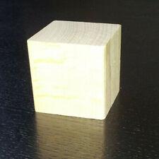 Holzspielzeug Holzspielzeug Würfel mit Tunnelloch 4 cm hoch aus Buchenholz Marke Haba