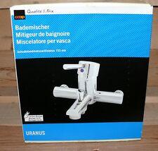 """COOP Uranus CH Norm 3/4"""" AG AD 153mm Bademischer SVGW Bade Wannenarmatur chrom"""