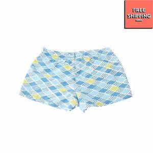 PATAGONIA Swim Shorts Size 6M Elasticated Drawstring Waist Patterned
