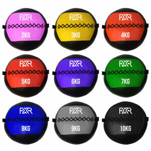 FXR SPORTS CROSSFIT WALL MEDICINE BALL STRENGTH CORE GYM MMA- 2KG-10KG AVAILABLE