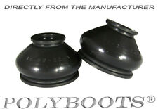 2 x Polyboots Tie Rod End Dust Boots 11x27x22 mm Polyurethane Replacement Boot