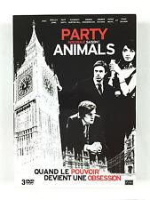Coffret 3 DVD Party Animals / L'INTEGRALE De La Série, Saison 1