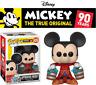 FUNKO POP DISNEY - MICKEY`S 90th - APPRENTICE MICKEY FIGUR - NEU/OVP