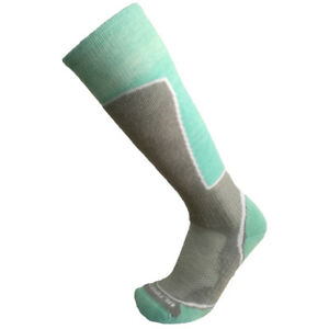 Ultimate Socks Womens Midweight Merino Wool Ski Snowboard Warm Socks