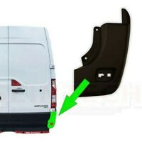 Vauxhall Movano Rear Corner Bumper End Moulding Protective Trim RIGHT O/S 2010+