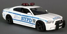 2013 DODGE CHARGER NYPD NEW YORK POLICE DEPARTMENT CAR 1:24 BY DARON 71693