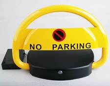 NSEE AS-BW-02 Automatic Parking Barrier w/ Remote Control, Battery & Alarm Bell