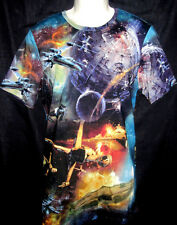 MENS STAR WARS X ON THE BYAS T-SHIRT SIZE S