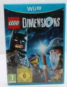 LEGO Dimensions Game Nintendo Wii U Game Only