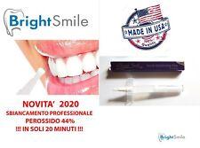 Kit Professionale Sbiancamento Denti - Perossido di Carbamide CP 44%