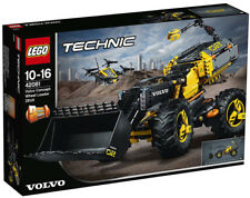 LEGO Technic 42081 - Volvo Concept Wheel Loader ZEUX