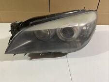 BMW 750 HEADLIGHT LEFT DRIVER 2009 2010 2011 2012 2013 7 SERIES XENON OEM