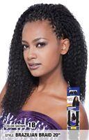 BRAZILIAN BRAIDS 20 inch SNG freetress premium braiding hair extensions bulk