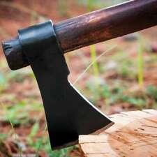 "12"" CARBON STEEL Tactical Throwing Axe Tomahawk Hatchet Blade Knife Survival NEW"