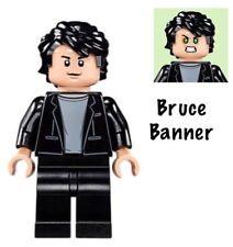 LEGO 76104 BRUCE BANNER Minifigure - Avengers Infinity War Hulk Ragnarok NEW