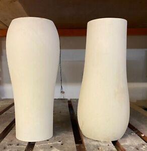 Limestone Base Pedestal/Cylinder for carving