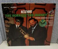 Al Hirt The Horn Meets The Hornet Green Hornet TV Themes Record Album Vinyl 33