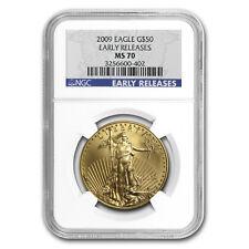 1 oz Gold American Eagle MS-70 NGC (Random Year) - SKU #83481