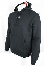 Puma Sport Men's Essential Fleece Hoodie Black Smoked Pearl 569990 01