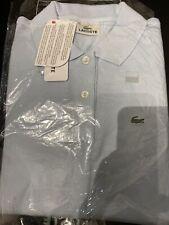 Lacoste Ladies Blue Polo Shirt Size: 36