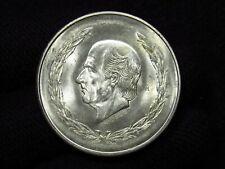 1952 Mexico 5 Peso CHOICE BU #2