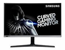 "Samsung LC27RG50FQ 27"" FHD VA LCD Curved Gaming Monitor - Dark Blue/Grey"