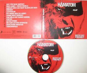 Limitierte CD Hämatom – Bestie Der Freiheit ---- Rammstein Krupps  Industrial