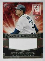 2015 Elite Future Threads #26 Steven Moya Jersey - NM-MT
