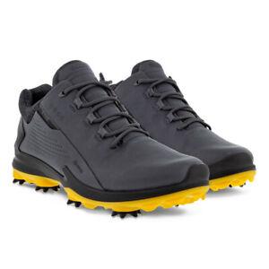 Ecco Biom G3 Spiked GoreTex Golf Shoes