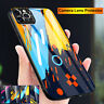 Shockproof Tempered Glass Hard Case Cover for iPhone 11 Pro XS Max XR X 7 8 Plus