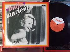 MARLENE DIETRICH  DDR AMIGA LP: HALLO MARLENE (1966, 840030)