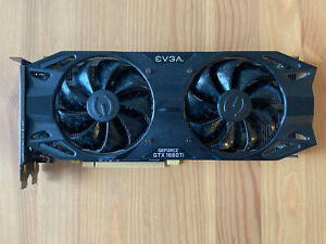EVGA GeForce GTX 1660 Ti XC Ultra Gaming Dual Fan PCIe