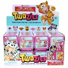 Twozies Season 1 Surprise Pack Girl Collectable Toy x 30 Baby Pet Figures Box
