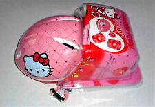 Pack HELLO KITTY  Casque Rose  Vélo 53/56 cm Petite Fille 4/1 sous blister