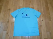 ASICS Sanlam Cape Town South Africa Marathon Mens Running Shirt X-Large