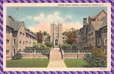 baker court, cornell university, ithacha, N.Y