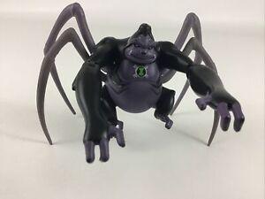 "Ben 10 Ultimate Alien Spidermonkey 4"" Action Figure Bandai Cartoon Network 2010"