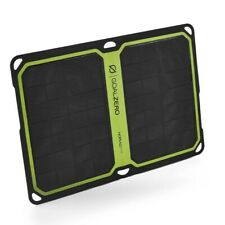 Goal Zero Nomad 7 Plus Solar Panel Phone Power bank Charger Portable Camping New