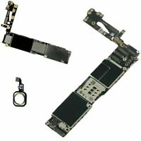 Main Motherboard Logic Board Part for iPhone 6 6Plus 64GB Unlocked with Touch ID
