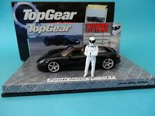 PORSCHE CARRERA GT - TOP GEAR - BLACK NEGRO - 1/43 NEW MINICHAMPS 519436260