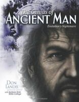 The Genius of Ancient Man: Evolution's Nightmare by Don Landis Book The Fast