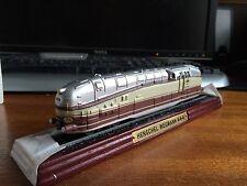 Atlas Editions Henschel Wegmann 4-6-4 Train