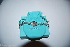 Authentic Tiffany & Co Return To Tiffany Oval Tag Bracelet