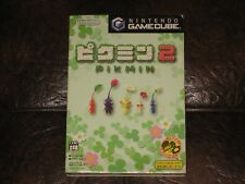 Pikmin 2 - Nintendo Gamecube GC JP Japan Import II