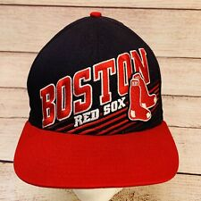 Boston Red Sox ML. New Era Fits Snapback Large Embroidered Logo Baseball Cap Hat